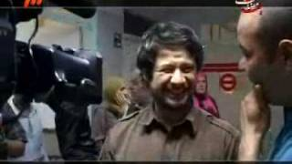 getlinkyoutube.com-Poshte Sahne Serial Zan Baba پشته صحنه ی سریال زن بابا