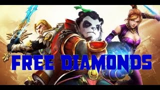 getlinkyoutube.com-How to get Free Diamonds in Taichi Panda