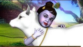 getlinkyoutube.com-Tharangam Tharangam 3D Animation  Rhymes - Krishna Songs