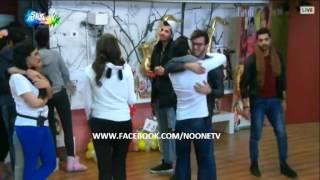getlinkyoutube.com-Star Academy 11 الطلاب يودعون أنيس و محمد عباس قبل سفرهم ل شرم الشيخ
