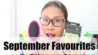 getlinkyoutube.com-黑咪大愛 | September Favourites 2016
