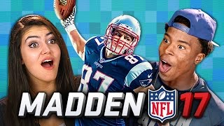 TEENS TOURNAMENT! Madden 17 NFL (React: Gaming)