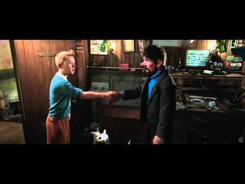 The Adventures of Tintin - Trailer 2011 HD -JVymmqa7zYY