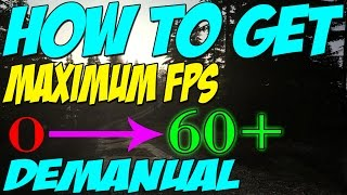 getlinkyoutube.com-How To Get Good FPS! - DayZ Standalone (WORKS IN .59/.60 UPDATE)