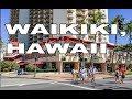 Waikiki, Hawaii : A Walking Tour