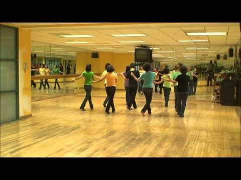 London Rhythm Swings (Demo & Walk-Thru by Julia Kim) - Line Dance