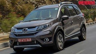 getlinkyoutube.com-Honda BR-V - First Drive Review (India)