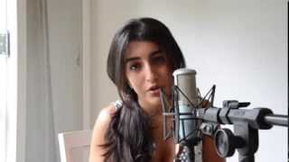 فتاه جميله وصوت رائع  واغنية روعه