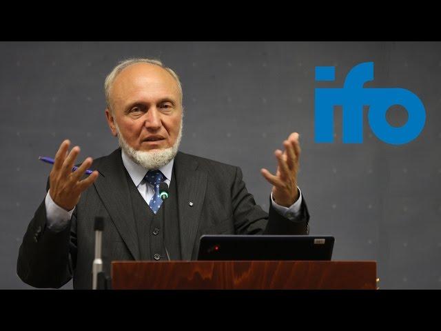 Die neue Völkerwanderung (Hans Werner Sinn)