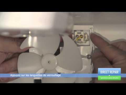 whirlpool ventilateur de froid 481236138119. Black Bedroom Furniture Sets. Home Design Ideas