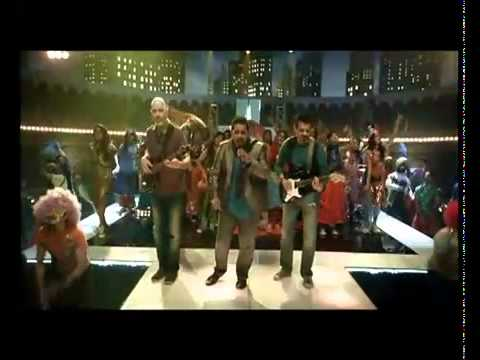 De Ghuma Ke Theme Song - The Official ICC Cricket WC 2011 Anthem HD