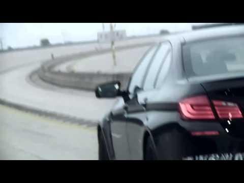 Гонка на BMW M5