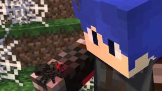 DanCole - Just give me a reason (Dante & Nicole) Minecraft Diaries (Music Video)