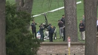 getlinkyoutube.com-Helicopter lands on Capitol Lawn undetected by NORAD and Capitol Police