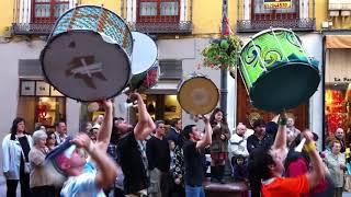 getlinkyoutube.com-Troko Bloco en Acampada Zaragoza