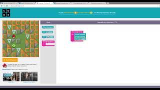 getlinkyoutube.com-Hour of Code - Code.org - Excercise 9