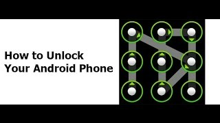 getlinkyoutube.com-How To Unlock Android Pattern Or Password, No Software No Root Needed