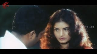 getlinkyoutube.com-Prakash Raj Love Scene With Prema in Mahanatudu Movie