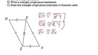 getlinkyoutube.com-Triangle Congruence Theorems - SSS, SAS, ASA, AAS
