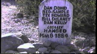 BOOTHILL GRAVE YARD IN TOMBSTONE ARIZONA.