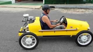 getlinkyoutube.com-Cyclekart com novo motor