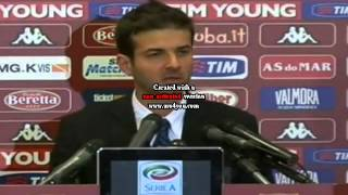 getlinkyoutube.com-Stramaccioni stile Mourinho  Voglio rispetto per l'Inter!   YouTube