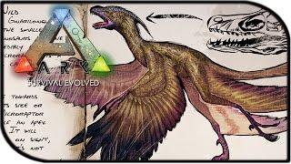 getlinkyoutube.com-Dossier Den - MICRORAPTOR! (ARK: Survival Evolved Dinosaurs/News)