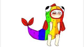 getlinkyoutube.com-Kaneki Ken is a sexy fish (Meme)/ My first video