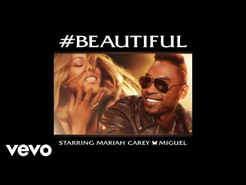 Mariah Carey - #Beautiful (Audio) ft. Miguel