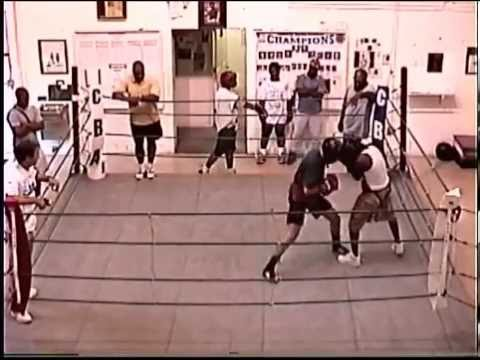 Sal Bennani - Sparring Highlights