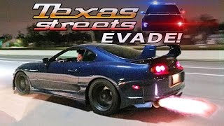 getlinkyoutube.com-Texas Streets EVADE Official Trailer (2016) - STREET RACING Movie!
