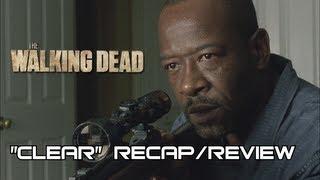 "The Walking Dead: ""Clear"" Recap/Review"