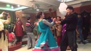 NEHA KAUL MARRIAGE CELEBRATIONS....DANCE WITH THE LEAD SING