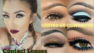 getlinkyoutube.com-Mis Lentes de Contacto ( My Contact Lenses )