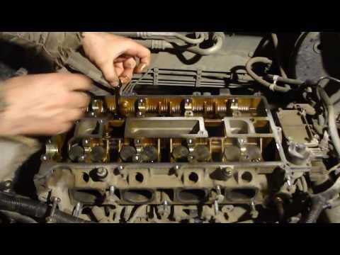 Как снять Головку Блока Цилиндров Ford Mandeo 3. How to remove cylinder head Ford Mondeo. 2 litre