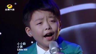 Jeffrey Li -Dear Kid - Let's Sing Kids 李成宇《亲爱的小孩》