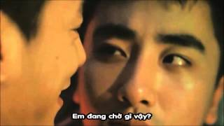 getlinkyoutube.com-[Vietsub] Hậu trường cảnh chịch trong phim CHỈ VÌ GẶP CẬU