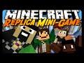 Minecraft: REPLICA DOMINATION! (Downloadable Mini-Game)
