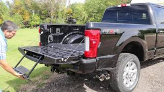 getlinkyoutube.com-2017 Ford Super Duty F350 6.7 Liter Turbo Diesel Review