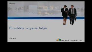 getlinkyoutube.com-Microsoft Dynamics AX: Consolidate company ledgers