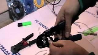 getlinkyoutube.com-RJ45 Crimping Tool