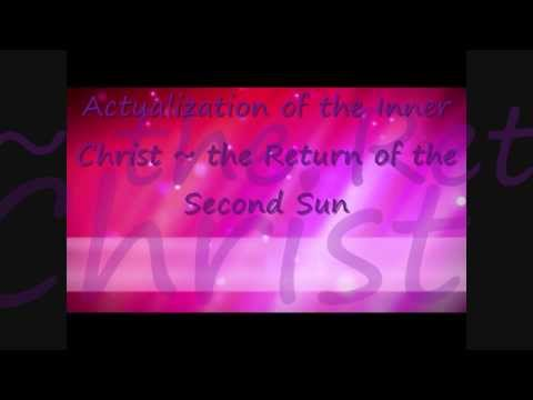 Actualization of the Inner Christ ~ (With Light language frequency codes)