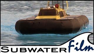 GRIFFON 2000tdx | cool & fast rc hovercraft - Modellbau LIVE Subwaterfilm