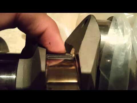 Bmw rod bearings on 6g72
