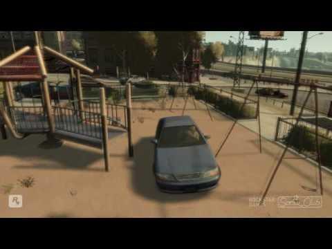 GTA IV - Zabawa z huśtawką