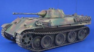 getlinkyoutube.com-World Of Tanks - Aufkl. Panther [HUN]