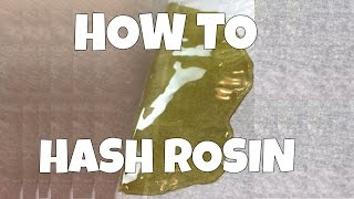 getlinkyoutube.com-How to make Hash Rosin: Fast & Easy