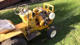 getlinkyoutube.com-Cub Cadet Turbo Diesel Project - Part 11 - Wiring and Throttle