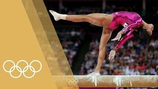 getlinkyoutube.com-Gabby Douglas [USA] - Women's Individual All-Around | Champions of London 2012