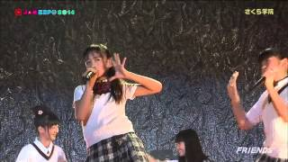 getlinkyoutube.com-Sakura Gakuin @JAM EXPO 2014 (HD Short)